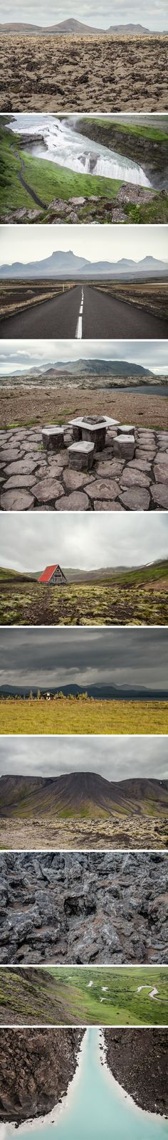 Iceland Free Photos Vol.1 | GraphicBurger
