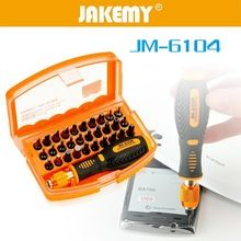 Cheap screw driver head, Buy Quality 31 in 1 directly from China screwdriver set Suppliers: 31 in 1 JAKEMY Chrome Vanadium Steel Screwdriver Set Non-slip Handle Screw Driver Head For Household Appliance Repair Tool Kit Appliance Repair, Screwdriver Set, Tool Kit, Household, Dongguan, Hardware, Tools, Steel, Chrome