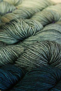 madelinetosh Tosh DK 4 ply merino wool yarn Deep