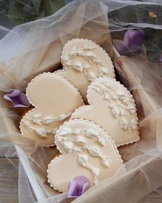 36 Wedding Cake Cookies Decor Ideas ❤ #weddingforward #wedding #bride #weddingcakecookies Wedding Cake Cookies, Wedding Shower Cookies, Mini Wedding Cakes, Wedding Sweets, Mini Cakes, Pink Cookies, Fall Cookies, Flower Cookies, Cupcake Cookies