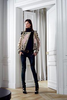 Balmain | Pre-Fall 2012 Collection | Vogue Runway