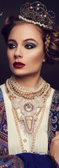 ~Girls in Pearls™ | House of Beccaria#