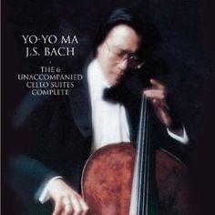 Bach: Unaccompanied Cello Suites (Remastered), an album by Johann Sebastian Bach, Yo-Yo Ma on Spotify Cello, Latest Music, New Music, Music Music, Flamenco Guitar Lessons, Hole In The Sky, G Major, Sebastian Bach, String Quartet
