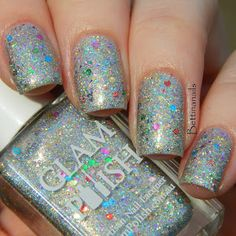 You Spin Me Round: Glam Polish