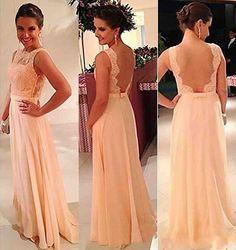 Peach Orange Bridesmaid Dresses