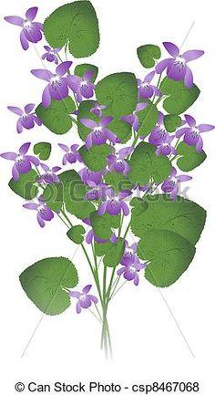 Las 96 Mejores Imágenes De Violetas Flores Ramito De