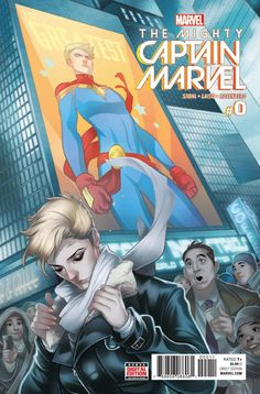 The Mighty Captain Marvel #0 Now