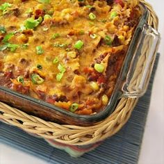 The Other Side of Fifty: South Of The Border Casserole