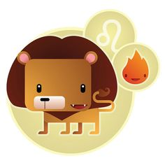 :) Fire sign Leo