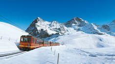 Resultado de imagen para jungfrau train