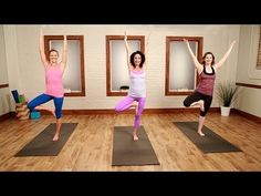 Feel-Good, Feel-Strong Yoga: After a long day, you deserve 30 minutes all to yourself. Feel-Good, Feel-Strong Yoga: After a long day, you deserve 30 minutes all to yourself. Fitness Workouts, Fitness Del Yoga, Workout Routines, Workout List, Hatha Yoga, Yoga Pilates, Kundalini Yoga, 30 Minute Yoga, 30 Minute Workout