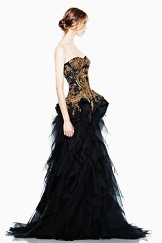 Resort 2012 New York Alexander McQueen