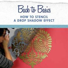 "How To Stencil tagged ""How to Stencil Basics"" 