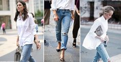 A classic white shirt is one of those wardrobe staples every girl needs. Having reached icon status thanks to the likes of Audrey Hepburn and Jackie O, this timeless piece will elevate your look like no other.