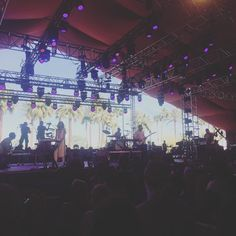 our m8s @goldroom and @nikkisegal slaying at coachella