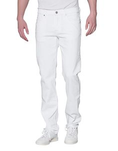 7 FOR ALL MANKIND Slimmy Luxe Performance Golfglen White