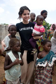 You could win a chance to meet UNICEF ambassador Selena Gomez at the Global Festival in NYC September 29th! Sign our petition on the #GlobalCitizen site to enter!