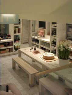 Retail Interior Inspiration From Daylesford Organic » CONTEMPORIST