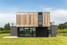 Architects: Henning Larsen Architects, GXN Location: 5800 Nyborg, Denmark Area: 146.0 sqm Year: 2013 Photographs: Jesper Ray, Helene Høyer Mikkelsen