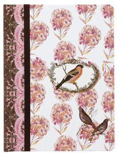 C.R. Gibson Cid Pear Journal, Birds Of Fancy
