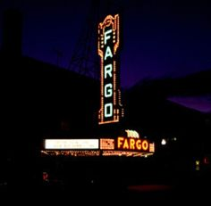 For a moment, forget the imagery of the Cohen brothers film named after this North Dakota town. The Fargo Theater, originally built in 1926, is the area's only remaining vintage movie palace with a vaudeville stage. Is there an interesting landmark in your hometown you'd like to share with us? >>