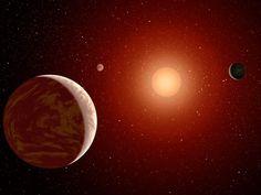 Hace unos meses hablamos del sistema TRAPPIST-1, en el que hemos encontrado tres planetas similares a la Tierra, y del que uno de ellos podría estar en la zona habitable de la estrella. Ahora, tenemos un poco más de información sobre este interesante sistema... #astronomia  #ciencia