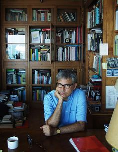 Orhan Pamuk...I like his books and will  someday go to his museum