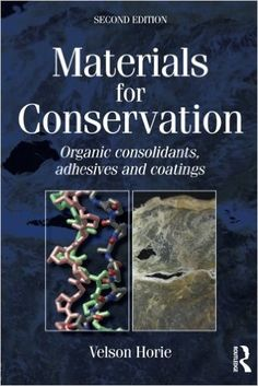 Materials for Conservation: Amazon.co.uk: V. Horie: 9780750669054: Books