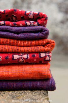 #homespun and #handwoven #khadi cushion covers .
