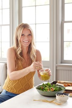 Gwyneth Paltrow's newest cookbook, The Clean Plate. You can reset and rebalance with nourishing meals that are flexible and easy enough for busy weeknights or lunches on the go, and also healthy enough for a full-on cleanse week.