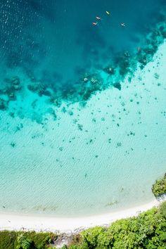 Paradise... Bawah Island, Indonesia