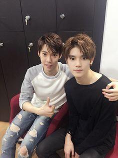 Doyoung & Taeyong