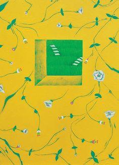 나쁜꽃밭 Bad a Flower Garden Naive Art, Background Patterns, Garden, Flowers, Artists, Garten, Lawn And Garden, Gardens, Gardening