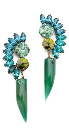 DANNIJO Bertie Earrings | SHOPBOP
