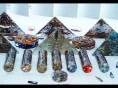 Orgone Energy Pyramids/ Avoid Costly Mistakes  2 of 2 - YouTube