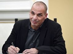 """Austerity and deficit reduction are being used as a cover-story for conducting class war against the poor, an economics professor who served as Greece's finance minister has said. Yanis Varoufakis noted simultaneous reductions in taxes on the wealthy and cuts to spending on social security amounted to a redistribution of wealth away from the poor to the rich. """"The problem is that austerity is being used as a narrative to conduct class war,"""" Mr Varoufakis told the BBC's Question Time…"""