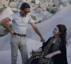 Maria Callas with director Pier Paolo Pasolini on the set of MEDEA Callas' only film role. Maria Callas, Giuseppe Tornatore, Alberto Moravia, Pier Paolo Pasolini, Online Posters, Vintage Hollywood, Great Movies, Vintage Posters, Theater