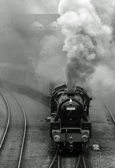 Great Central Railway in Leicestershire.  Steam Railways by jvoycephoto.deviantart