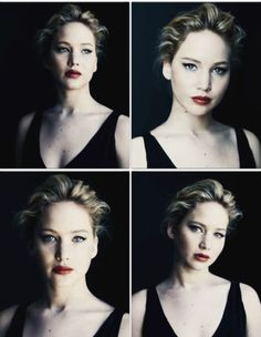 Jennifer Lawrence for Hollywood Reporter