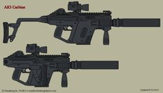 sci+fi+assault+rifle+combat+halo+mass+effect+3+gears+of+war+spec-ops+future+futuristic+ar3+carbine+ar15+concept+weapon+art+soldier+weapon+by+wolff+60.jpg (1600×917)