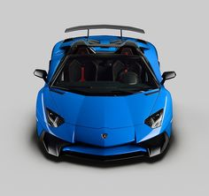lamborghini's roofless superveloce roadster comes with its own fierce V12…