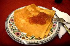 Oggi ho deciso di stupirvi con un piatto molto meno comune in Belgio ma altrettanto famoso: le galettes bretonnes (o crêpes bretonnes).