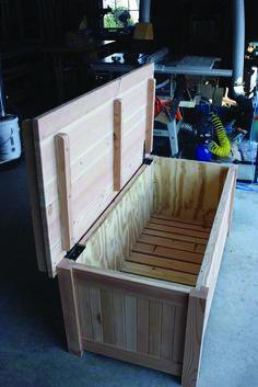 10 Charming Diy Outdoor Storage Ideas Diy Storage Bench Outdoor Storage Bench Wood Diy