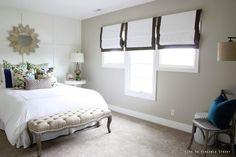 Queen Guest Bedroom Reveal