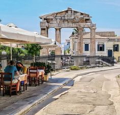 #Athens #Greece Places Around The World, Oh The Places You'll Go, Places To Travel, Places To Visit, Around The Worlds, My Athens, Athens Greece, Greece Photography, History Of Photography