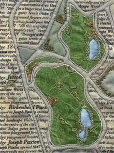 1000+ images about Quilts etc - 'Landscapes & Maps' Fabric Theme on Pinterest | Landscape quilts ...