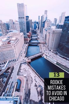 13 Rookie Mistakes to Avoid in Chicago Usa Travel Guide, Travel Usa, Travel Guides, Travel Tips, Globe Travel, Solo Travel, Visit Chicago, Chicago Travel, Chicago Trip