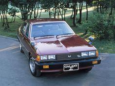 1976-1980 Mitsubishi Galant Sigma Sedan