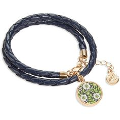 Vera Bradley Braided Charm Bracelet in Lucky You ($17) ❤ liked on Polyvore featuring jewelry, bracelets, lucky you, sale, multi color jewelry, colorful jewelry, charm bracelet, bracelet charms and vera bradley jewelry