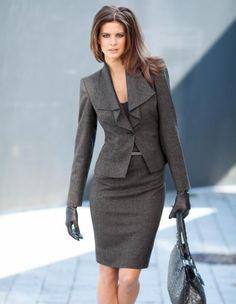 trajes para mujeres ejecutivas fotos - Buscar con Google